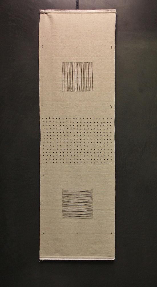 「せん・てん」 148×45(㎝) ¥270,000