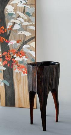 「木成り」展