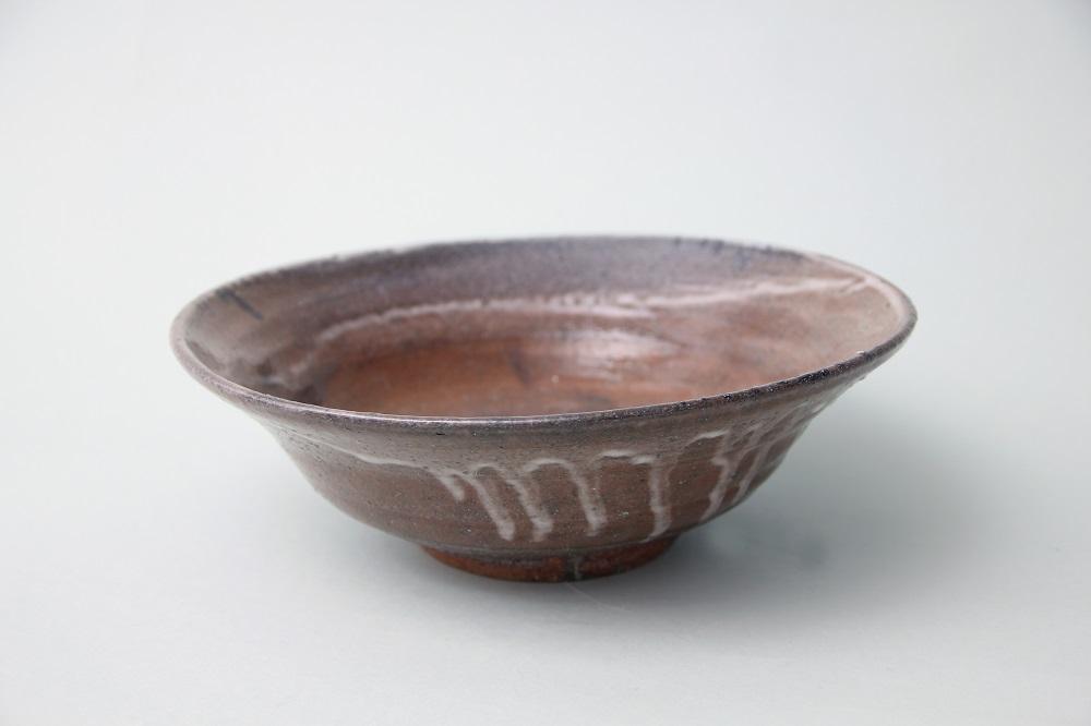 「絵唐津 鉢」(三藤-15) ¥16,200 Φ24.4、H:8.8(㎝)